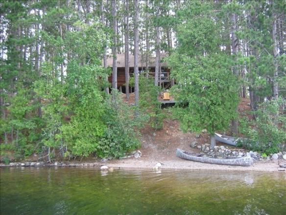 Rent an island near Ely Minnesota