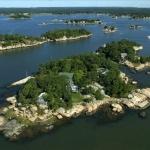 Pot Island, CT private island rental