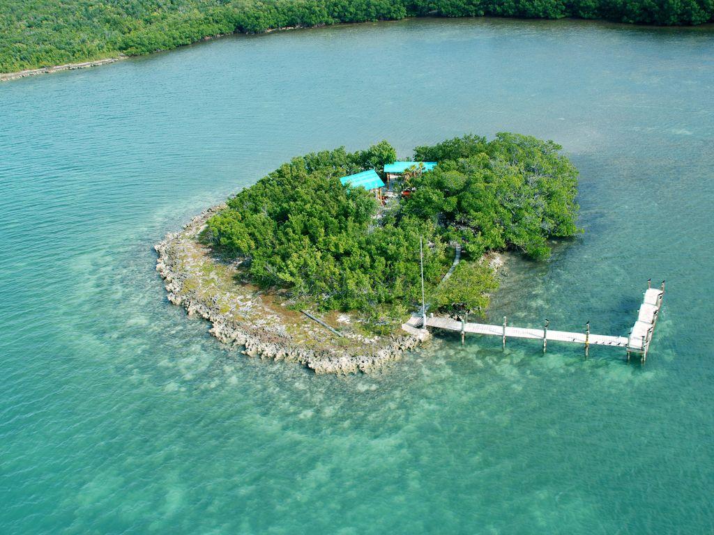 Florida Keys island rental, Quiet Cove Key