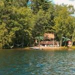 Vaughn Island, Michigan private island