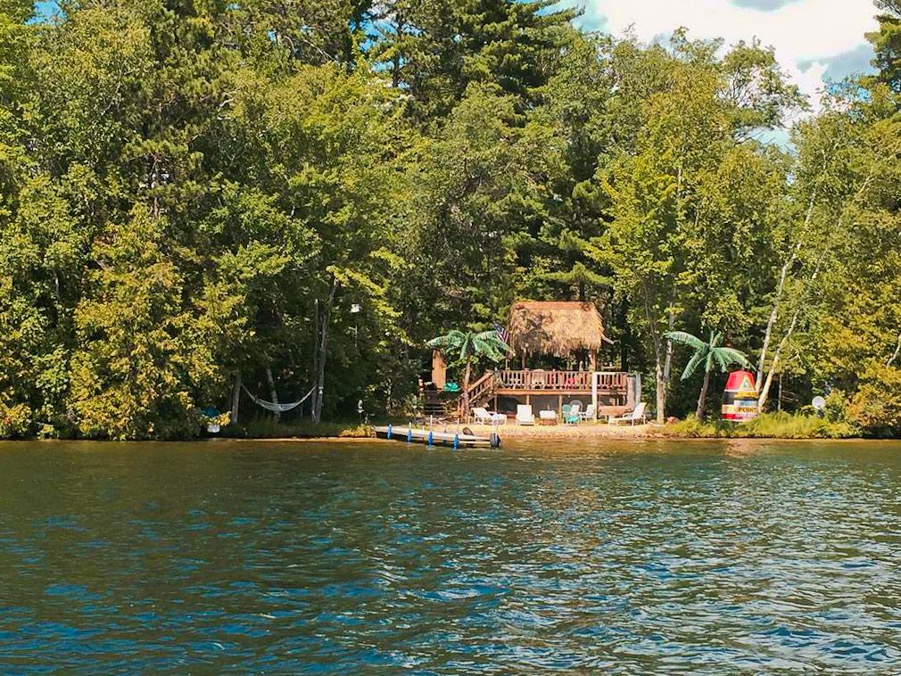 Private Island rental in Michigan, Vaughn Island, MI