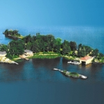 Blackbird island, Minnesota VRBO private island rental