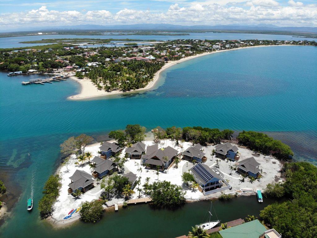 The Enclave, Belize island rental