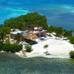 Belize island: Gladden Private Island