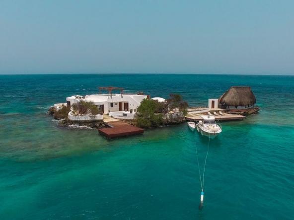 Isla Pelicano Cartagena