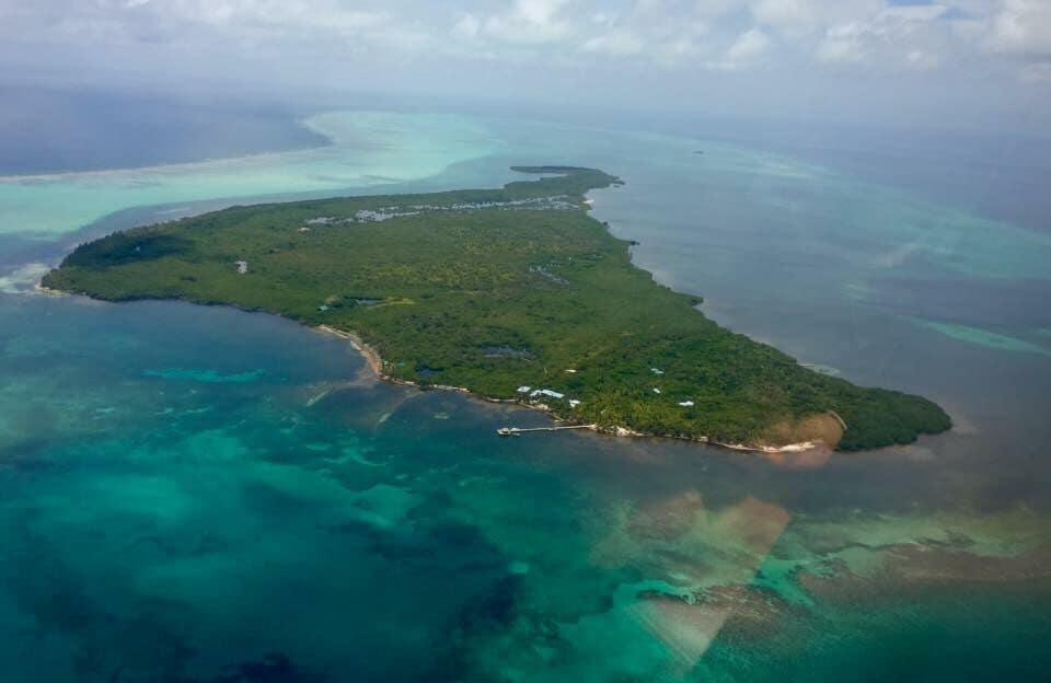 Belize resort, Itza