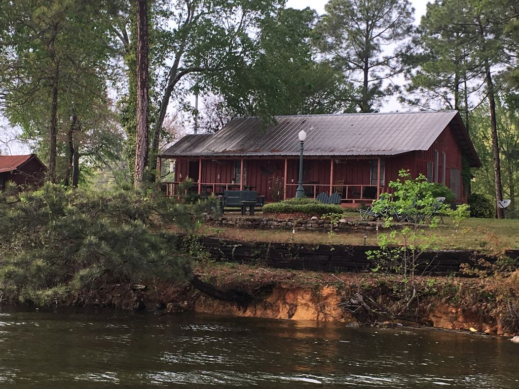 Logan Martin Lake Alabama Rent A Private Island