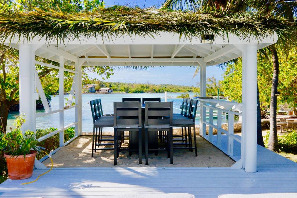 Caribbean private island