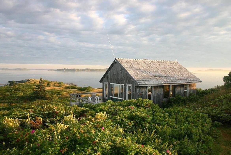 Oak Island, Maine