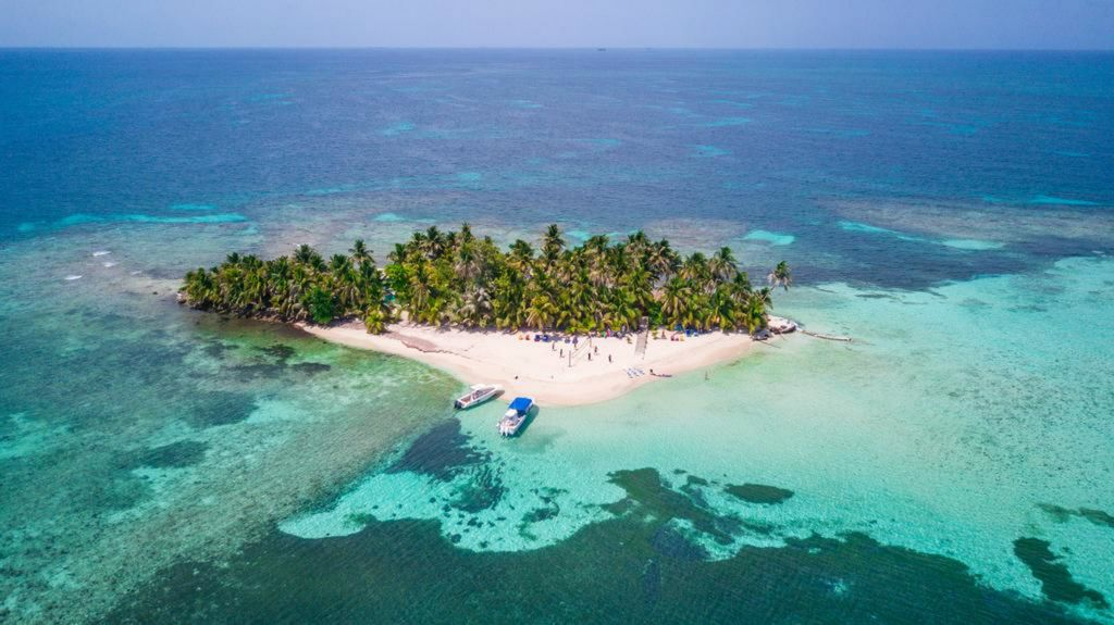 Private Island Rental Belize
