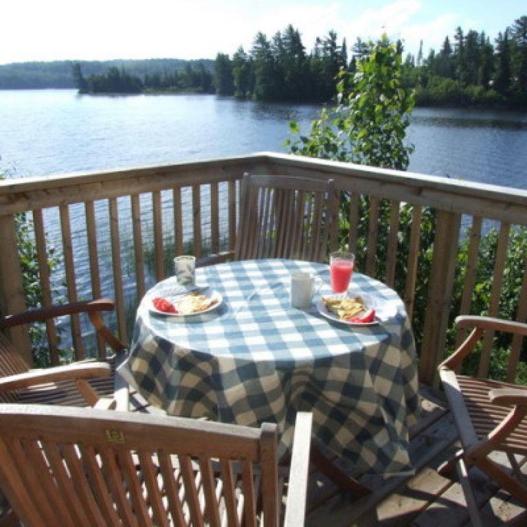Algonquin Island Retreat, Ontario, Canada
