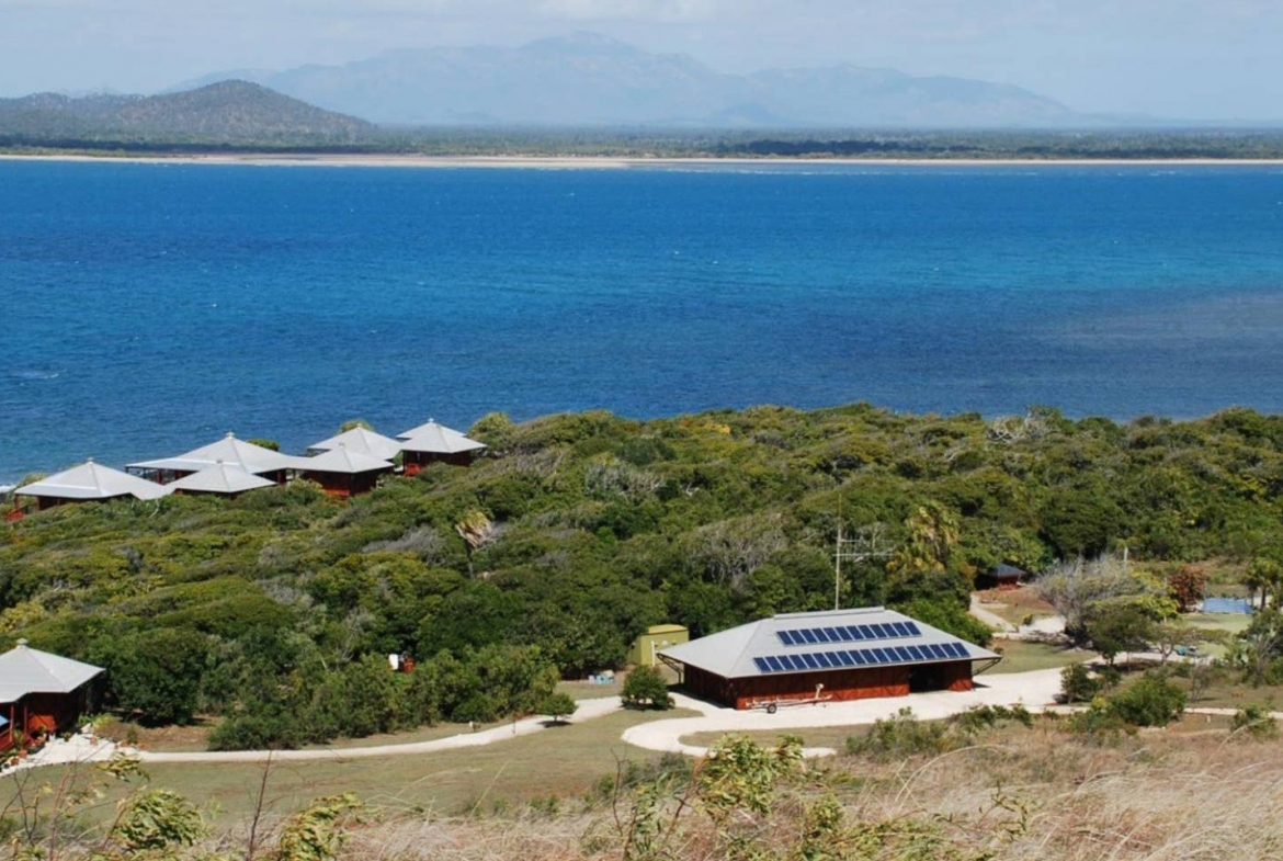 Camp Island Lodge, Australia