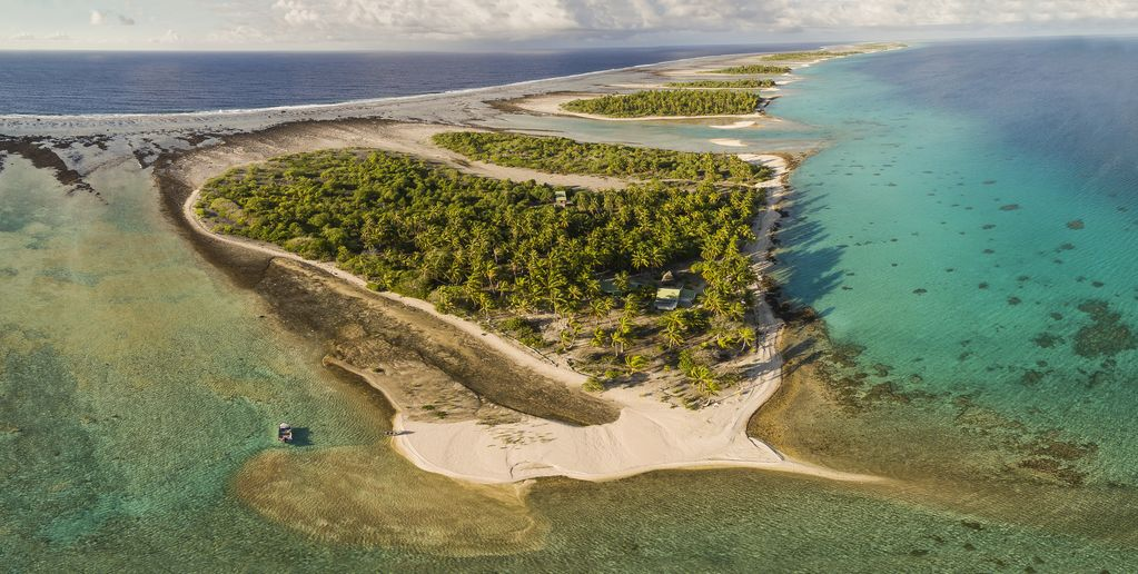 private island rental French Polynesia