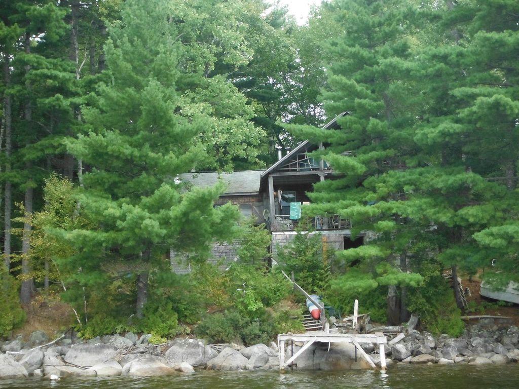 cheap private island rental in Maine