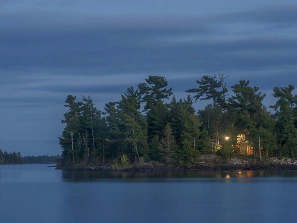 lake of the woods resorts
