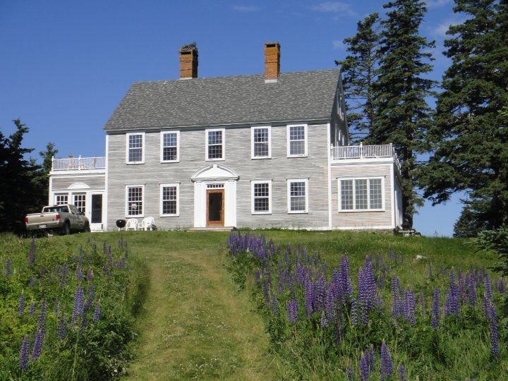 Sheephead private island Maine