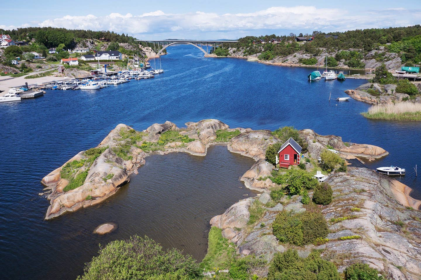 Private island rental Norway