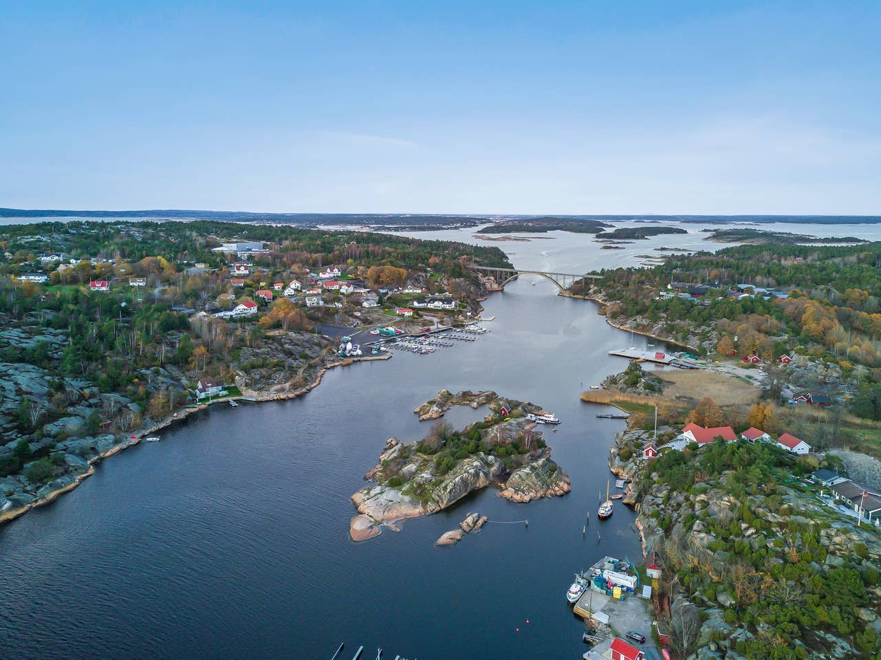 Norway private island rental