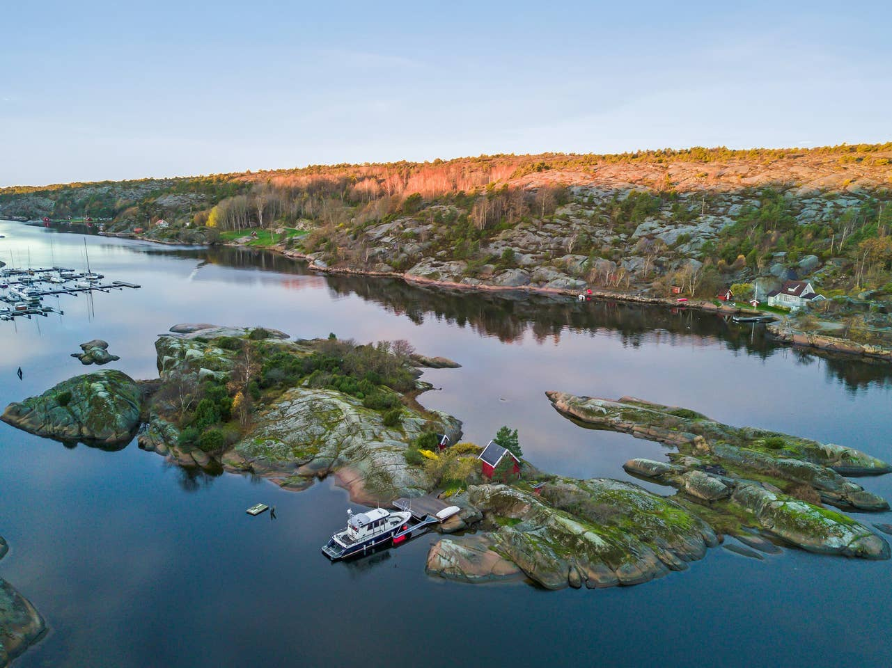 rent a private island in Norway