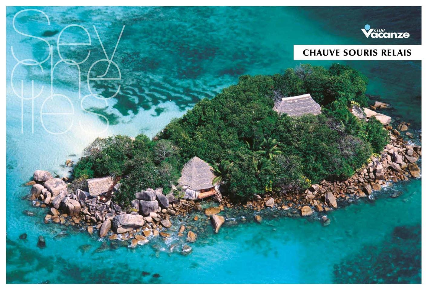 Chauve Souris Relais, Seychelles