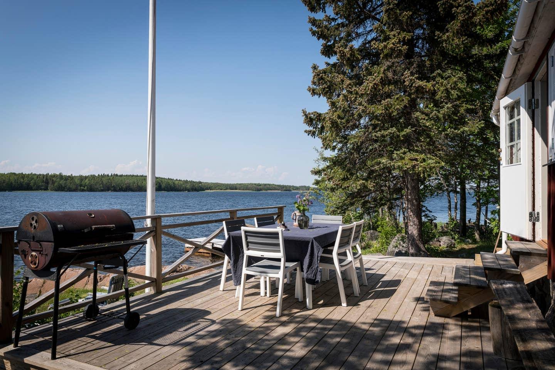 orrtälje N island rental, Sweden