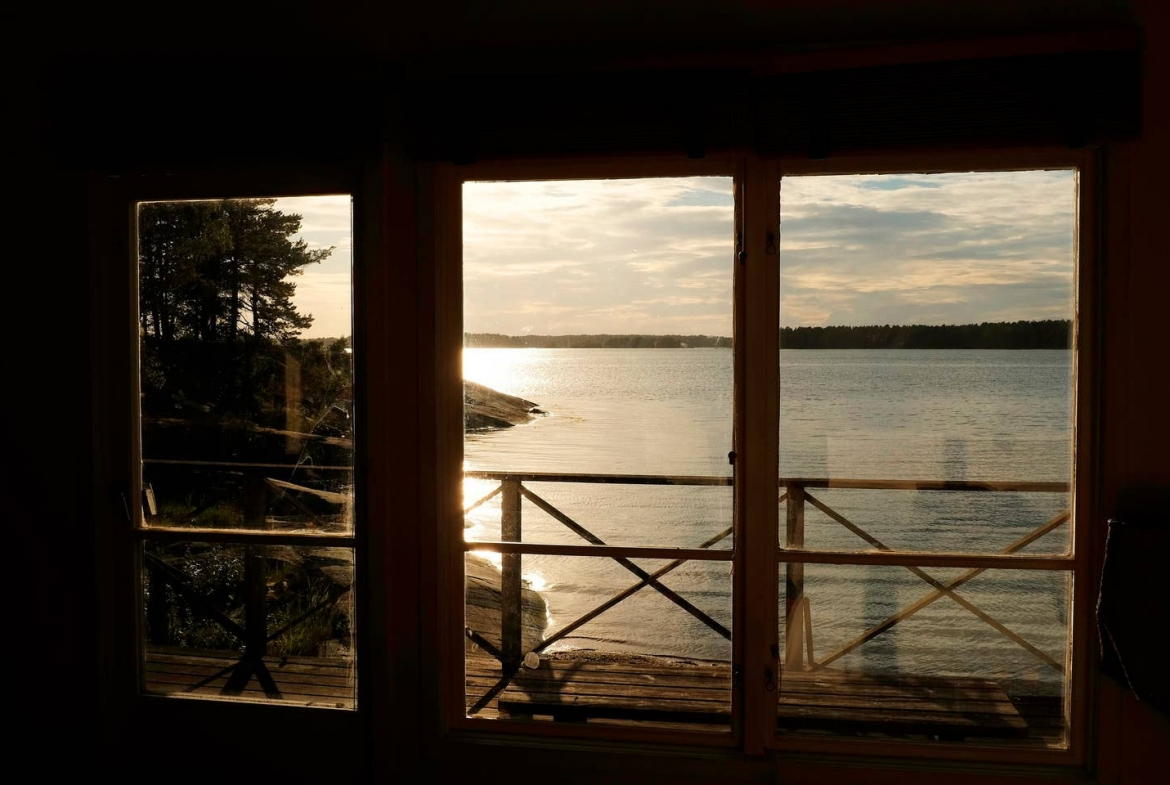 Sweden private island rental