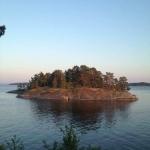 Bergholmarna Island, Sweden