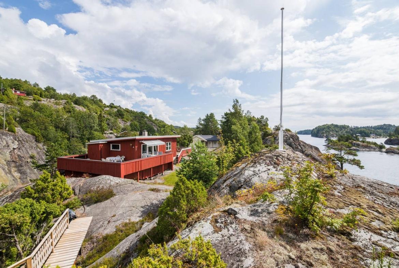 Bikjeholmen island, Norway