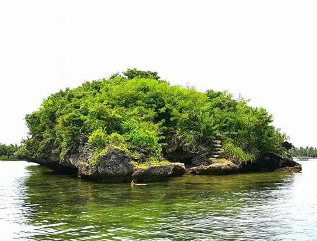 Boli Hai private island, Tres Marias Islands, Philippines