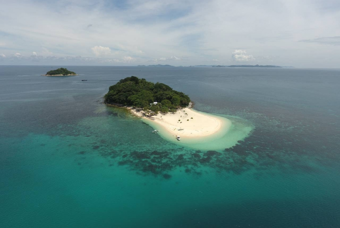 Philippines private island rental