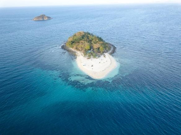 Philippines private island resort