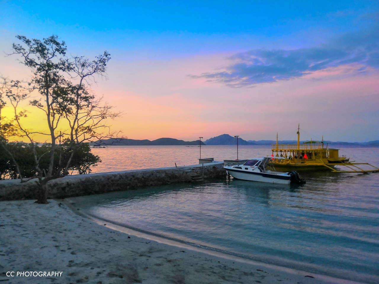 Cawa-cawa Private Island, Philippines