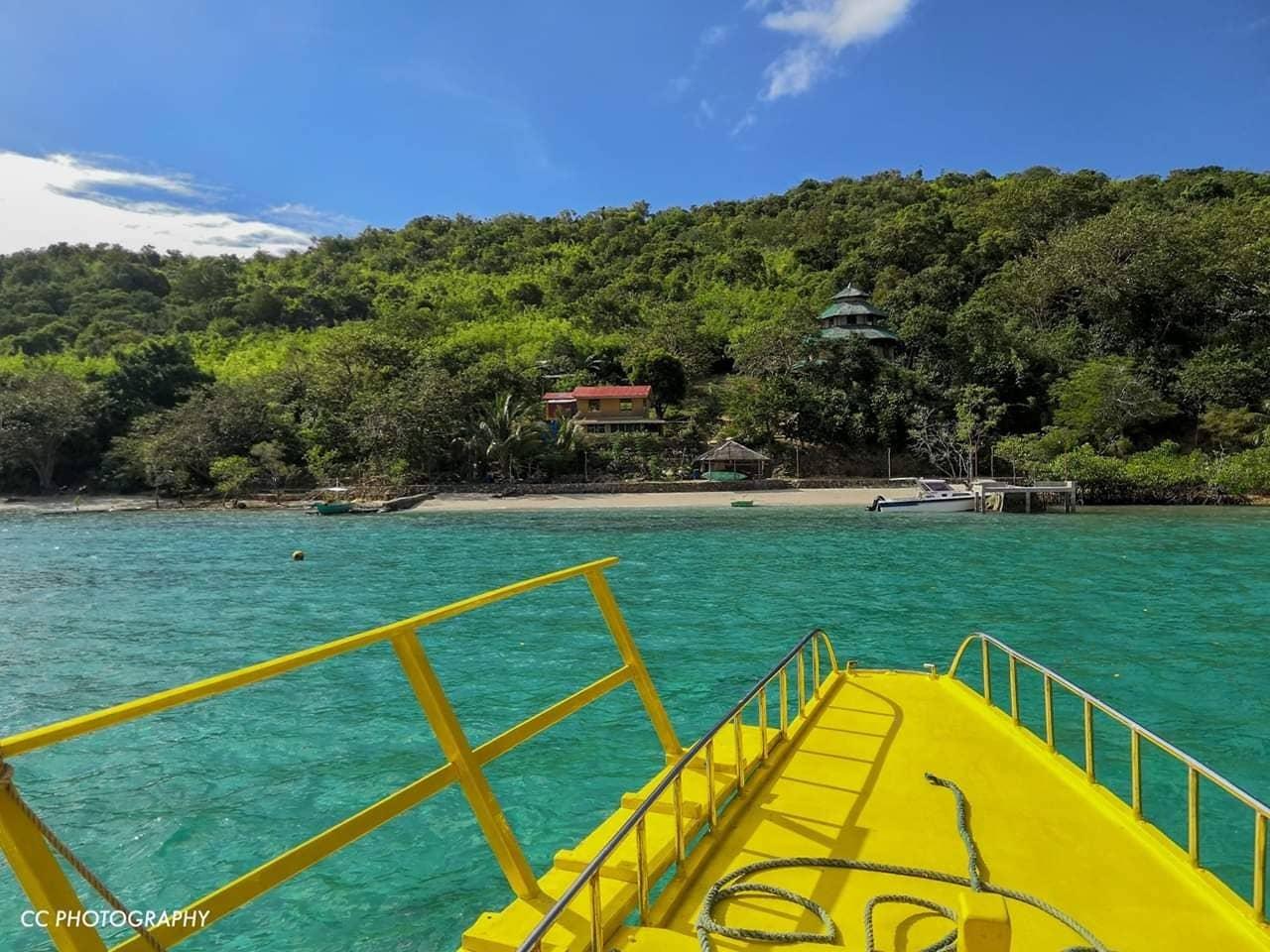 Cawa Cawa resort, Palawan, Philippines