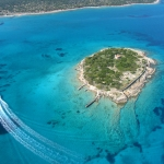 Greece private island rental