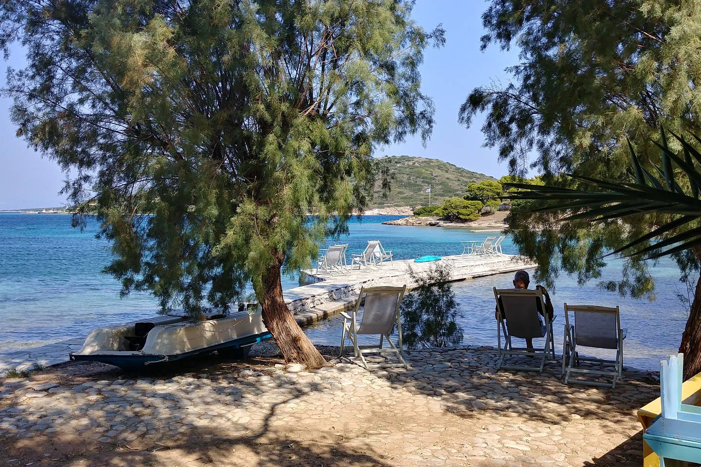 island for rent in Greece