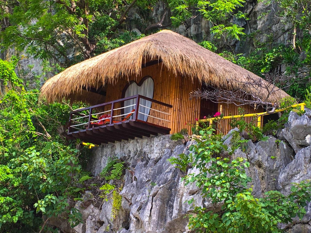 Philippines island resort
