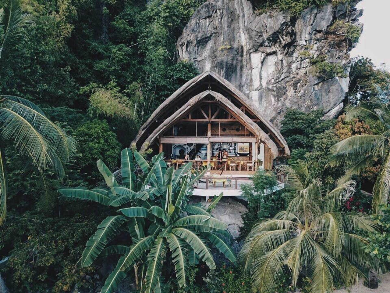 Philippines private island rental