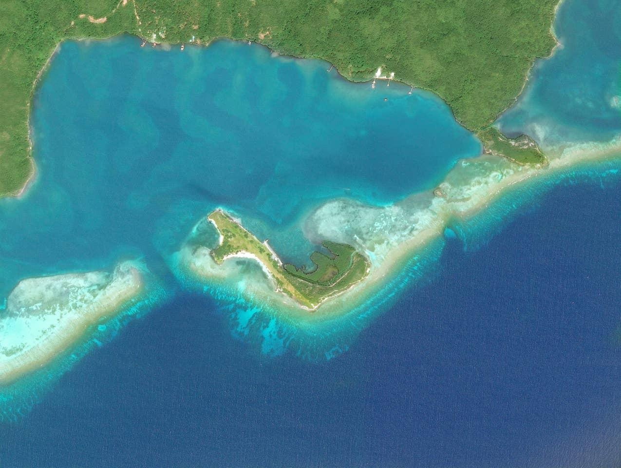 Fort Morgan Cay, Honduras