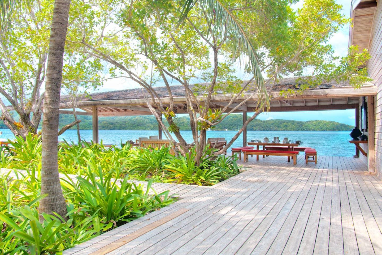rent a private island in Honduras
