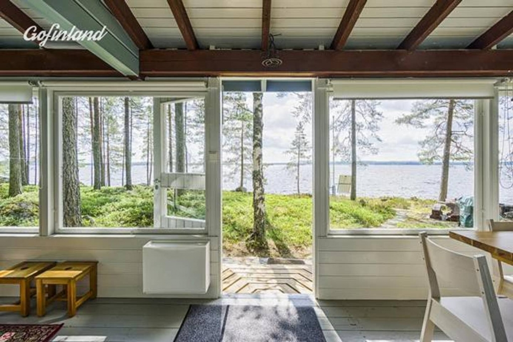 Private Island Rental Airbnb, Finland