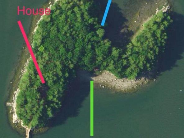 Hog Island, Maine private island rental