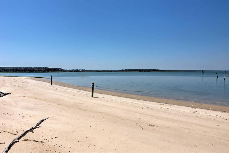 Virginia private island rental