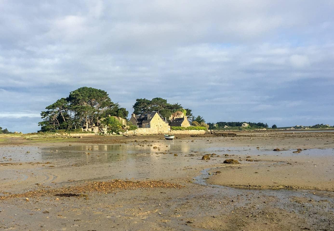 Coz Castel Island, France