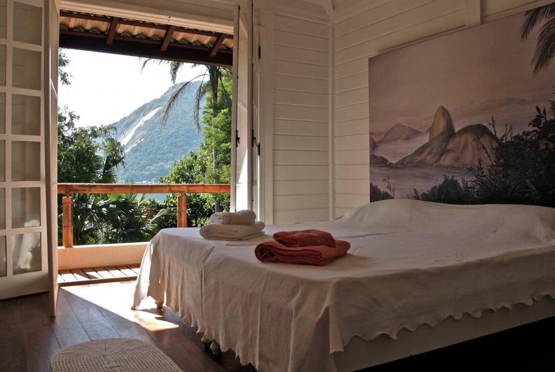private island for rent in Ilha Grande