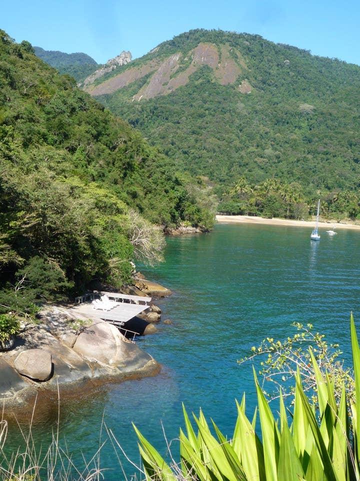 Rio de Janeiro island resort