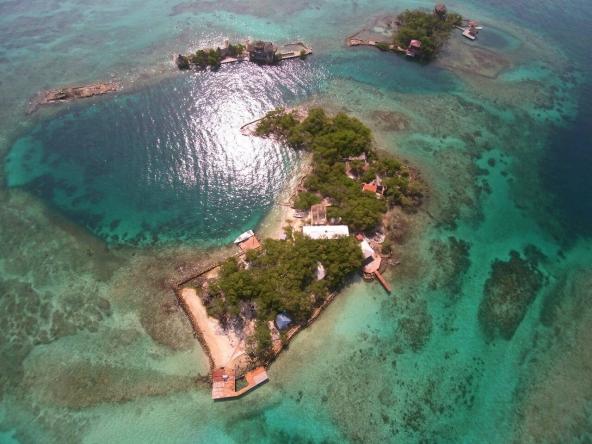 Isla Gigi, Colombia