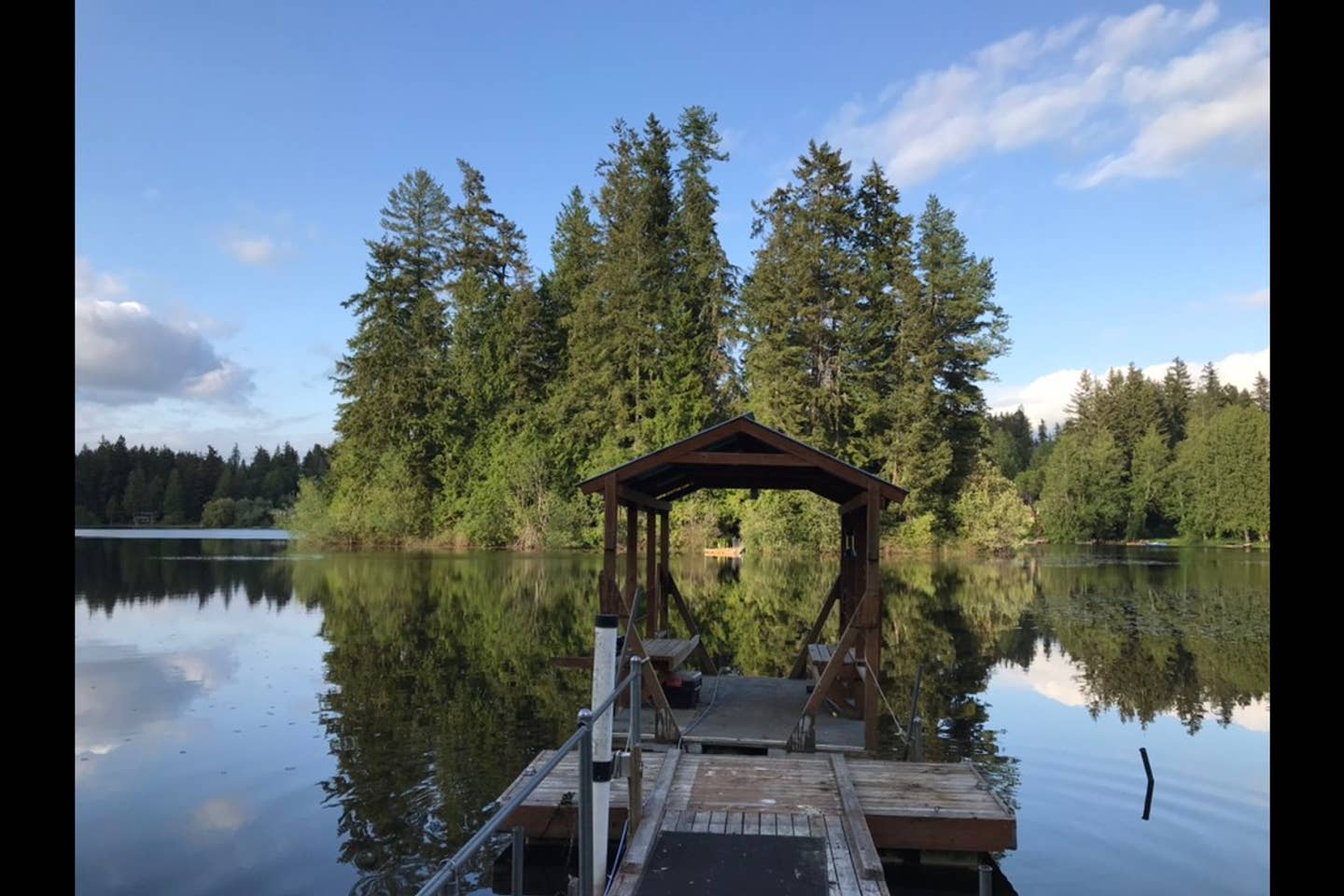 Washington cabin rental