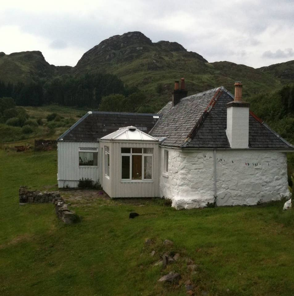 Carna Cottage, Isle of Carna, Scotland