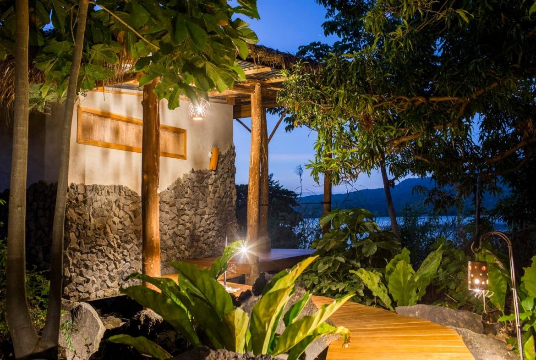 Lake Nicaragua private island resort