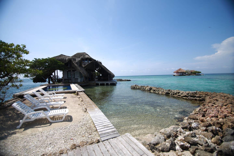 Rosario Islands resort